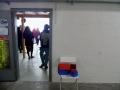 Führung über das Gelände - Blick in das Atelier von Maritta Brückner