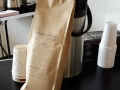 Kaffee von der Kaffeerösterei Alber