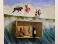 Joachim R. Niggemeyer – Malerei, Cartoons und Rahmenveranstaltungen