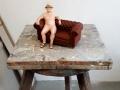 Priska Streit – Skulpturen, Objekte und Installationen: Der Nudist