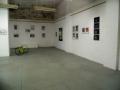 """Ausstellungsraum Haus 5 """"Künstler im Monopol"""""""