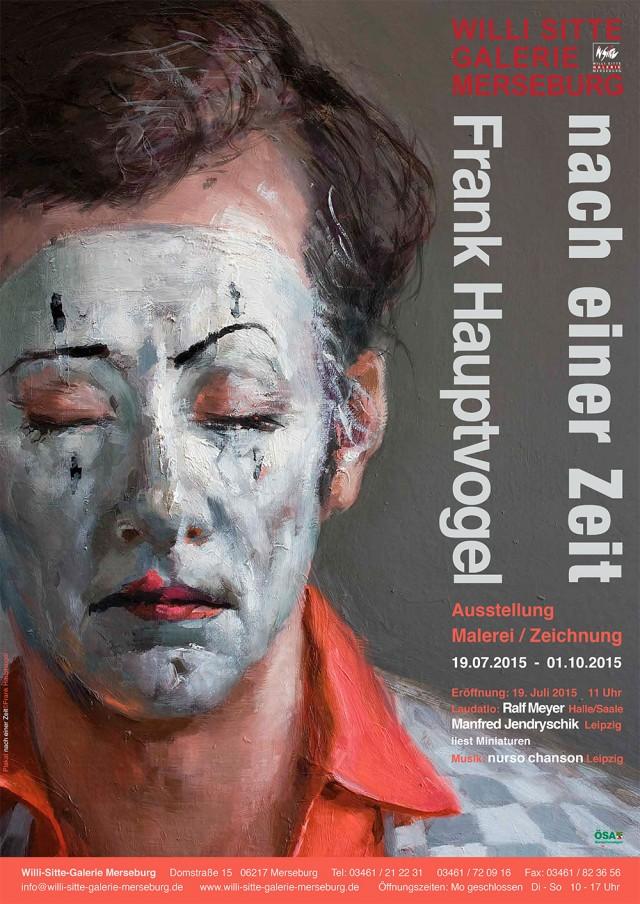 Ausstellung Frank Hauptvogel