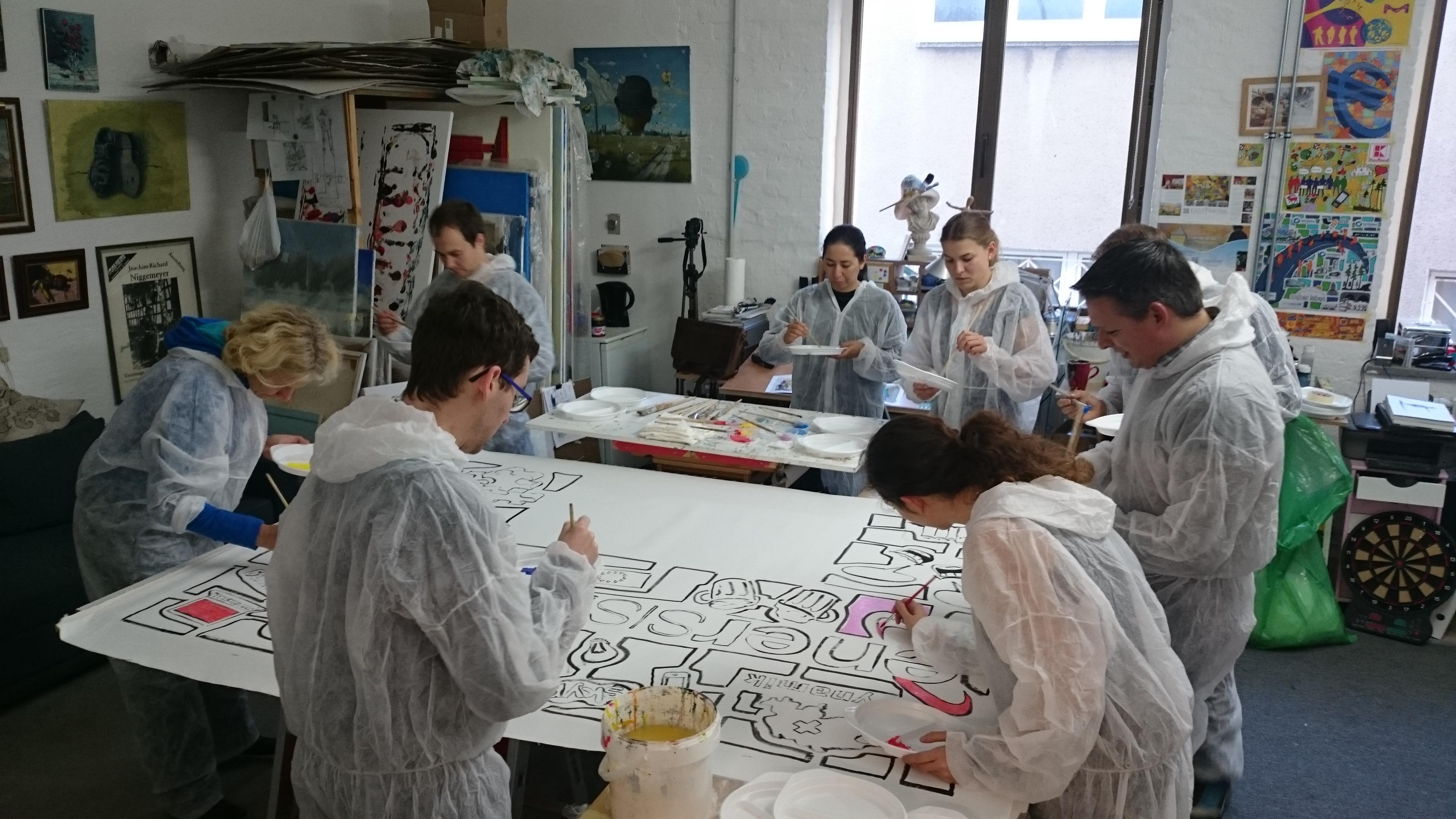 Atelier Jori Joachim Niggemeyer