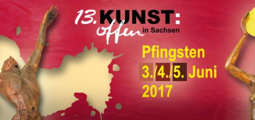 13. Kunst:offen in Sachsen